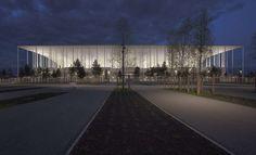 Pitch Perfect: Herzog and de Meuron's Bordeaux Stadium Proves That It's Hip to Be Square - Architizer