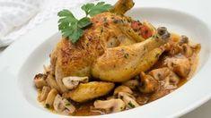 Picantones en cazuela Carne, Turkey, Meat, Rica Rica, Food, Youtube, Gastronomia, Vitamins, Chicken Casserole