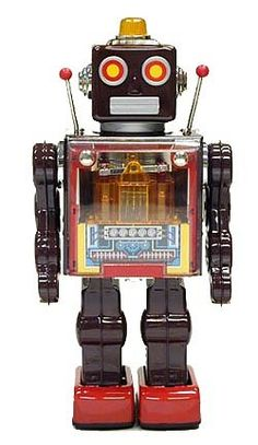 Neatstuff-Offers the new Robby the Robot from Ray Rohr and Osaka ...