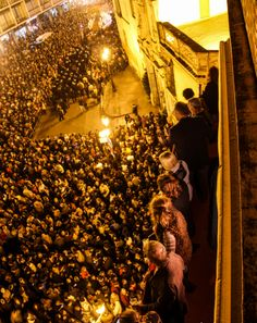 Semana Santa in Seville takes on a new light from a private balcony in the heart of the old town Holy Week In Spain, Spain Culture, Andalucia, Seville, Culture Travel, In The Heart, Old Town, Balcony, Catholic