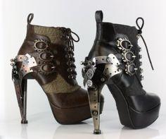 Steampunk Vogue