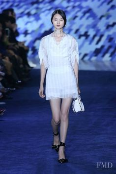 Photo feat. Cong He - Christian Dior - Spring/Summer 2016 Ready-to-Wear - bejing…