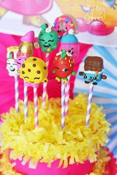 Shopkins Birthday Party Ideas | Photo 10 of 38