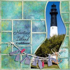 Layout: Hunting Island Lighthouse_Left