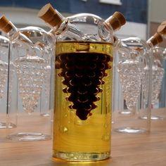 Grape Oil And Vinegar Bottle £12