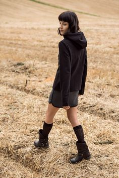 Kamila Gronner fall winter 2014/15 campaign. Lifestyle women's apparel.