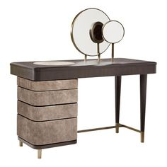 LOREN Traditional Dressing Tables, Italian Style, Classic Italian, Office Desk, Home Office, Luxury, Home Furnishings, Lighting, Furniture