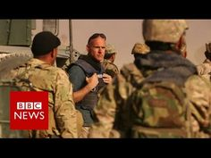 On the road to Mosul with Iraqi forces - BBC News: Defence correspondent Jonathan Beale is with Iraqi army forces on the road to Mosul. Iraqi Army, British Army, Bbc News, World, Watch, Videos, Google, Clock, Bracelet Watch