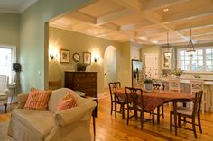 Genial Buckhead Ranch Renovation 2 | Jones Pierce Architects LOVE The Coffered  Ceilings!