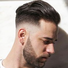 Clean low fade....