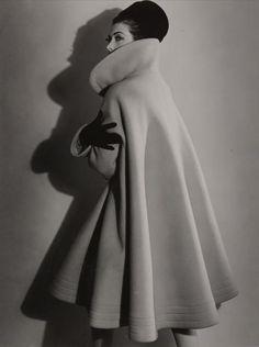 SÉEBERGER Frères (2e génération) Mode Nina Ricci, 1969 Tirage argentique