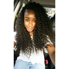 Freetress deep twist 22in crochet hair Kinky Curly Hair, Curly Hair Styles, Natural Hair Styles, Crochet Hair Styles, Crochet Braids, Weave Hairstyles, Protective Hairstyles, Protective Styles, Natural Hair Highlights