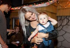 Lou Teasdale and Lux.