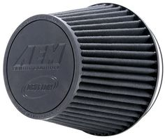AEM 6 inch Short Neck 5 inch Element Filter Replacement