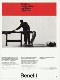 """Aus """"Werk"""" band 48, 1961"""