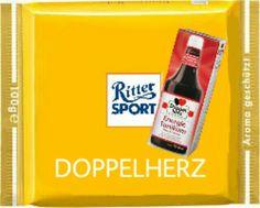 Ritter Sport Doppelherz