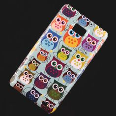 Small Owl Glossy Hard Back Case Cover Skin for Samsung Galaxy S2 I9100 | eBay