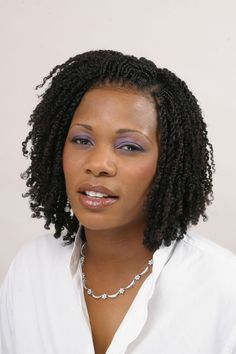 Distinctive Kinky Twist Hairstyles : Natural Hairstyles For Short Kinky Hair