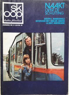 Naakt over de Schutting (cover Skoop, 1973) Interview, Cinema, Cover, History, Retro, Film, Classic, Frans, Magazines