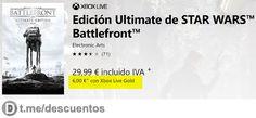 STAR WARS Battlefront Ultimate disponible por 6 - http://ift.tt/2xBi1tF