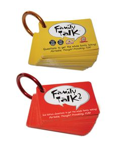 Get the family talking! Dinner, road trips, etc. Only $10 on zulily today.