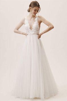 91efe82de New View Wtoo By Watters Lange Gown Svadobné Šaty, Svadobné Odevy, Svadby,  Aker