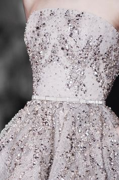 Elie Saab. All gorgeous and all. :)