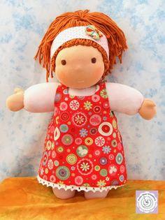 Polar Bear Creations Dolls: Sweet little Hanna