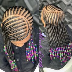 Braids for Kids, 50 Splendid Braid Styles for Girls, The Right Hair styles you can count on. Little Girl Braid Styles, Kid Braid Styles, Little Girl Braids, Girls Braids, Kid Styles, Girl Hair Braids, Cornrow Styles For Girls, Girls Updo, 4 Braids