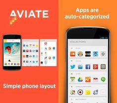 En una Noticia mas del CES 2014 los chicos de Yahoo ha dado a conocer que Han comprado Aviate un launcher personalizable para Android que es bastante popular en el mundo de la costumizacion del los móviles Android así Yahoo suma otra adquisición a las ya tenidas.