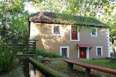 Genadendal historic village and museum is just 6 km from Greyton - beautiful, quaint and one of the most popular towns to visit in the Western Cape. Places To Visit, Museum, Cabin, House Styles, Beautiful, Decor, Decoration, Decorating, Dekoration