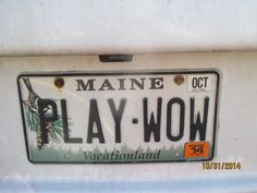 PLAY--WOW....Sounds like we have a play boy here....