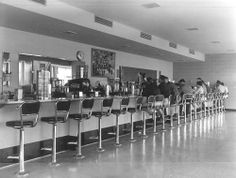 Coffee Shop 1958