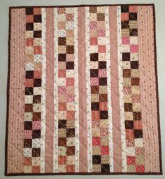 Jo Moton design - Jo's Little Women club quilt - Just Rosie
