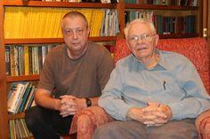 Edward Frank and Roger Brucker