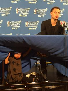 Steph Curry's daughter Riley is the best