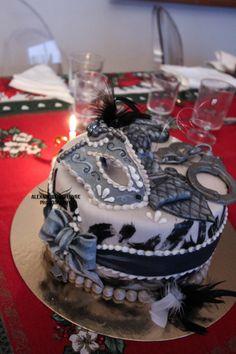 Today it's My Birthday (24) and i had my Fifty shades of grey's cake, i'm so happy !!  Alexandra Lefebvre