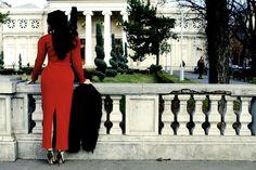Fabulous Muses Streetstyle - outfits, Diana Enciu& Alina Tanasa