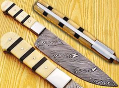Meticulous Rare Custom Chef Knife Designed