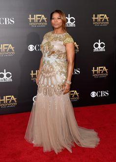 Queen Latifah - Inspiring Body Positive Celebs Who Rock the Red Carpet - Photos