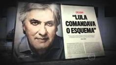 Delcídio do Amaral Destroi Lula e Dilma em Rede Nacional Lula Comandava ...