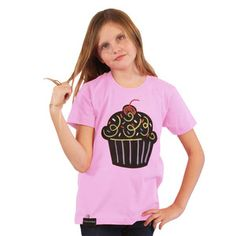 Cupcake Chalk Tee Youth now featured on Fab.