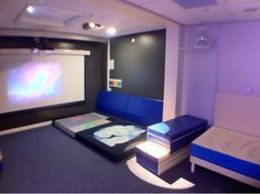 amazing sensory room idea
