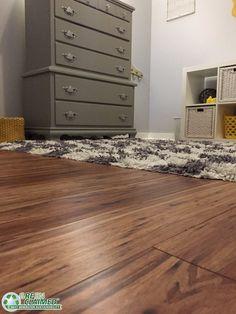 Mocha eucalyptus flooring from Cali Bamboo