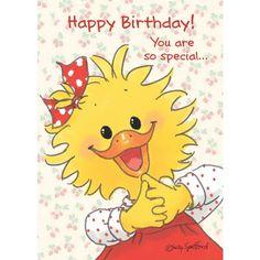 Suzy Zoo Birthday Cards   ... Media, Inc. HB10228 Happy Birthday - Call us today at (800) 541-3533