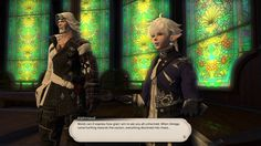 [Ps4]Final Fantasy XIV[Story](The FAR EDGE of FATE)Part 7
