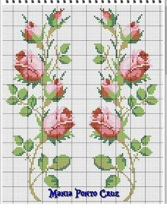 Exhilarating Designing Your Own Cross Stitch Embroidery Patterns Ideas Cross Stitch Bird, Cross Stitch Borders, Cross Stitch Flowers, Cross Stitch Designs, Cross Stitching, Cross Stitch Embroidery, Christmas Embroidery Patterns, Hand Embroidery Patterns, Wedding Cross Stitch Patterns