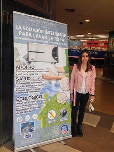 Estamos de promoción en el Centro Comercial Carrefour de La Calzada, Gijón, desde el día 15 de junio hasta el 1 de julio, ambos incluidos. Si pasas por ahí acércate a conocer Laundry Pro, un producto que te permite hacer la colada usando solo agua fría, sin detergentes, suavizantes ni lejías. #laundrypro