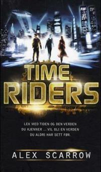 Timeriders 1 Kan bl.a købes hos Adlibris.com, NO Kan bl.a købes hos saxo.com, DK