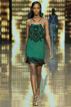Just Cavalli RTW SS15 at Milan Fashion Week